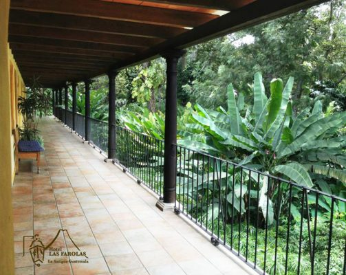 Hotel Las Farolas - foto 3