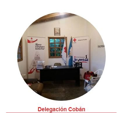 Cruz Roja Guatemalteca Delegación Cobán - foto 3