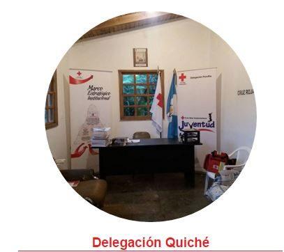 Cruz Roja Guatemalteca Delegación Quiché - foto 1
