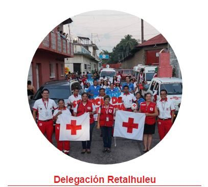 Cruz Roja Guatemalteca Delegación Retalhuleu - foto 1