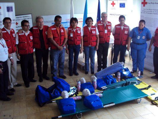 Cruz Roja Guatemalteca Delegación San Marcos - foto 3