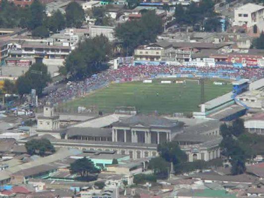 Estadio Mario Camposeco - foto 2