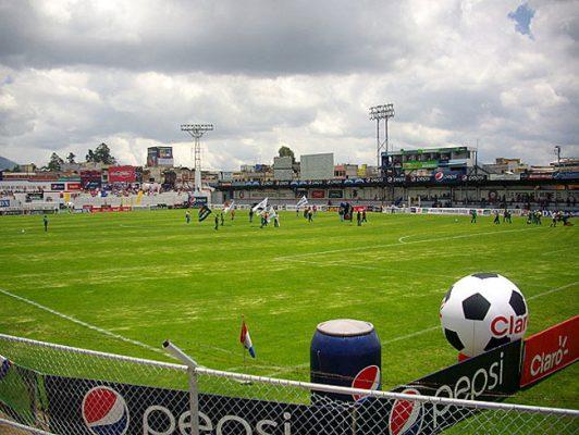 Estadio Mario Camposeco - foto 1
