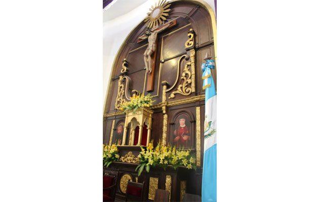 Iglesia Santa Cruz Del Milagro (La Parroquia) - foto 2