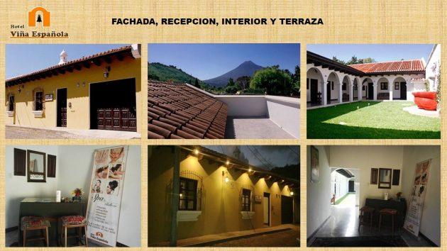 Hotel Viña Española - foto 3