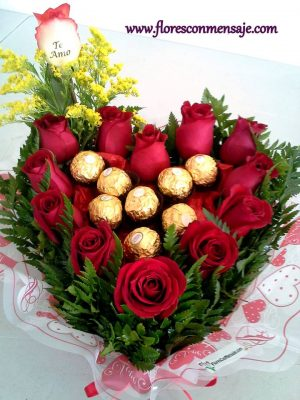 Flores Con Mensaje - foto 6