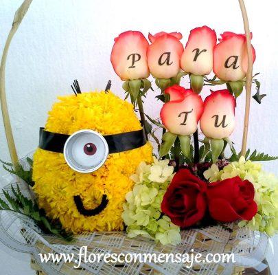 Flores Con Mensaje - foto 5