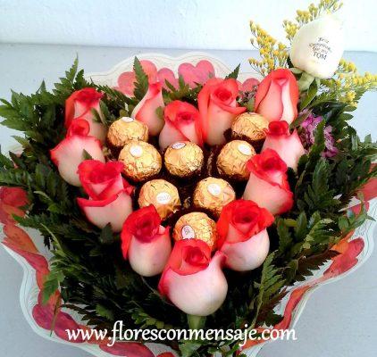Flores Con Mensaje - foto 2