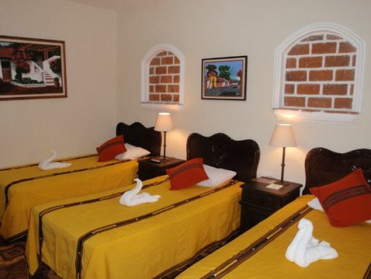 Hotel Posada San Vicente - foto 1