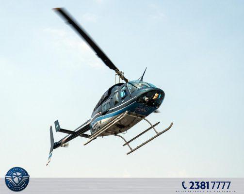 Helicópteros de Guatemala - foto 1