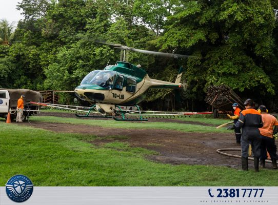 Helicópteros de Guatemala - foto 2