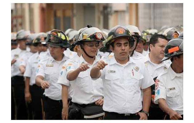 Cuerpo de Bomberos Voluntarios de Guatemala Compañía 117 - foto 1