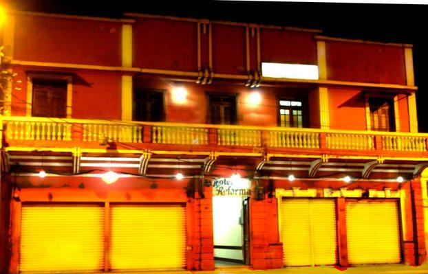 Hotel y Cafetería Reforma El Jardín del Centro - foto 1