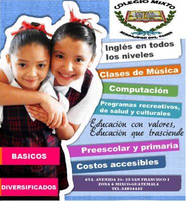Colegio Mixto el Mensajero del Saber - foto 3