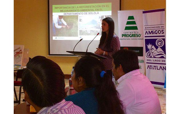 Asociación Amigos del Lago de Atitlán - foto 1