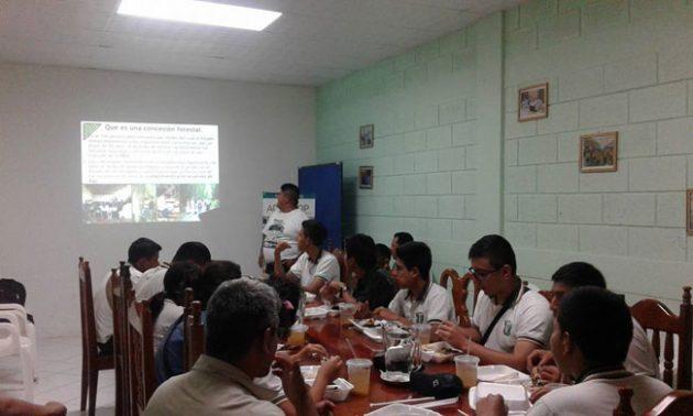 Asociación de Comunidades Forestales de Petén - foto 5