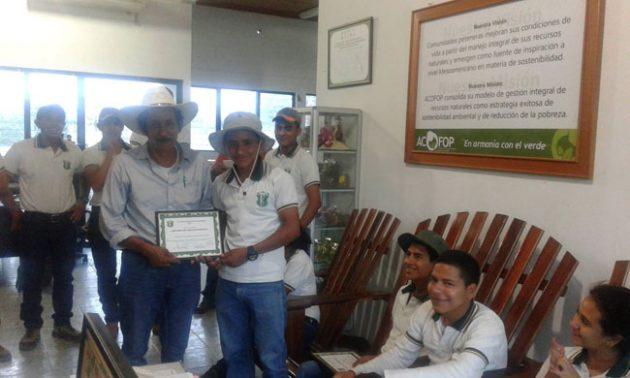 Asociación de Comunidades Forestales de Petén - foto 4