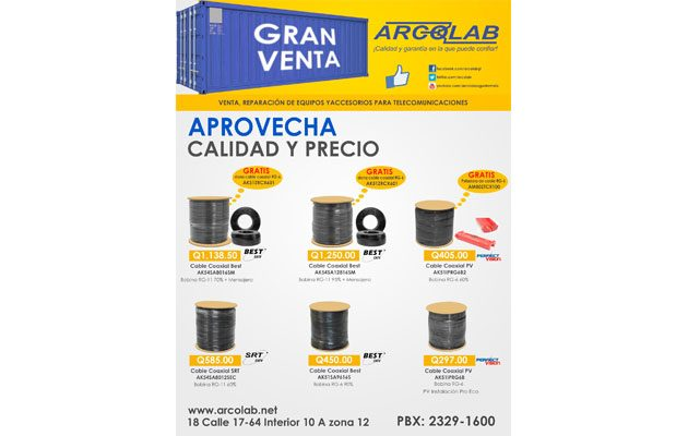 Arcolab Guatemala - foto 2