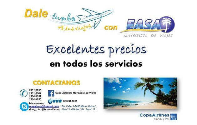 Agencia de Viajes Easa - foto 1