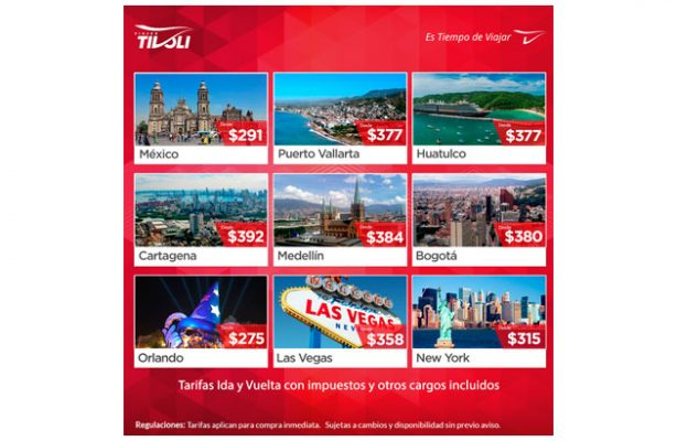 Agencia de Viajes Tivoli Quetzaltenango - foto 3