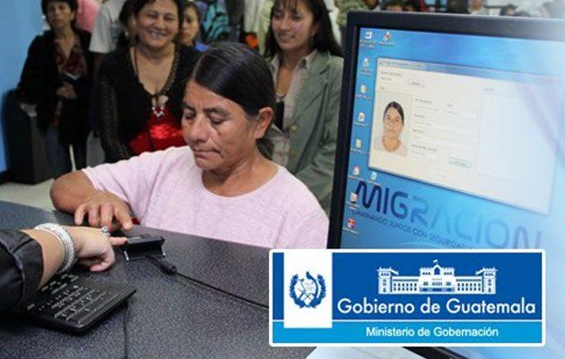Dirección General de Migración Guatemala - foto 3