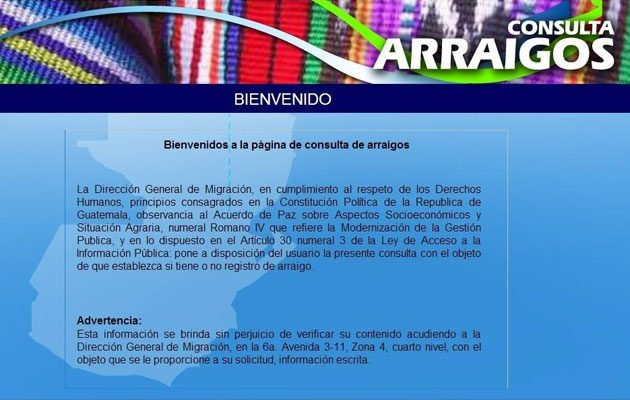Dirección General de Migración Guatemala - foto 4