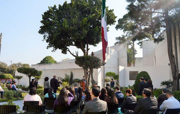 Embajada de México - foto 2