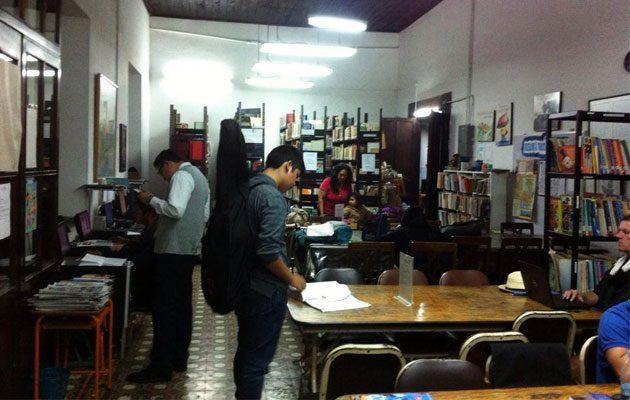 Biblioteca Municipal Francisco Antonio de Fuentes y Guzmán - foto 2