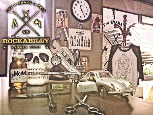 Rockabilly Barber Shop - foto 6