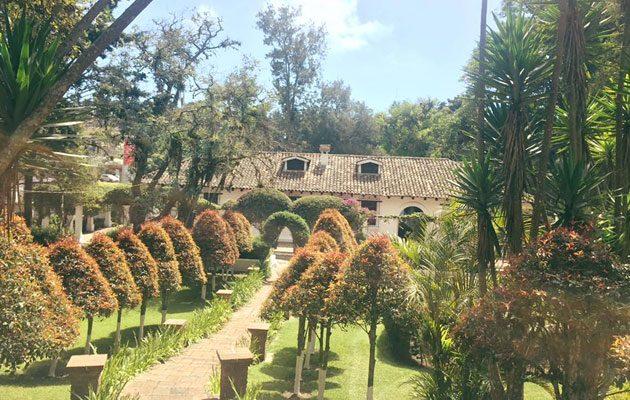 Hacienda San Miguel de Arrazola - foto 2
