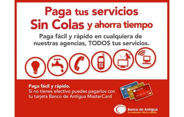 Banco de Antigua Agencia Metrocentro Villa Nueva - foto 1