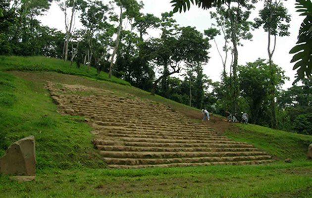 Parque Arqueológico Tak'alik Ab'aj - foto 1