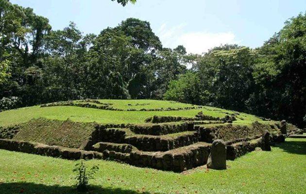Parque Arqueológico Tak'alik Ab'aj - foto 2