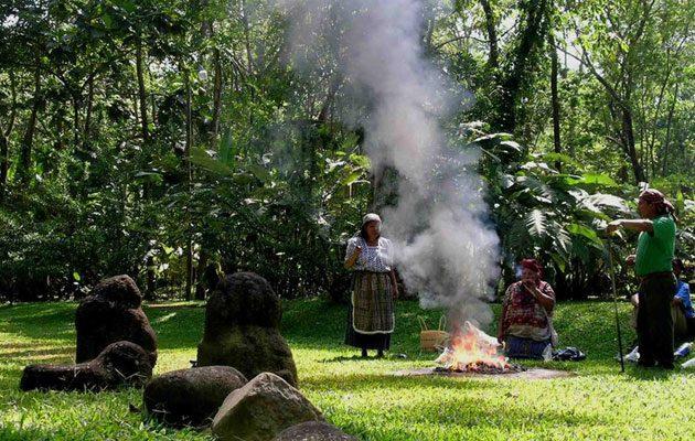 Parque Arqueológico Tak'alik Ab'aj - foto 3