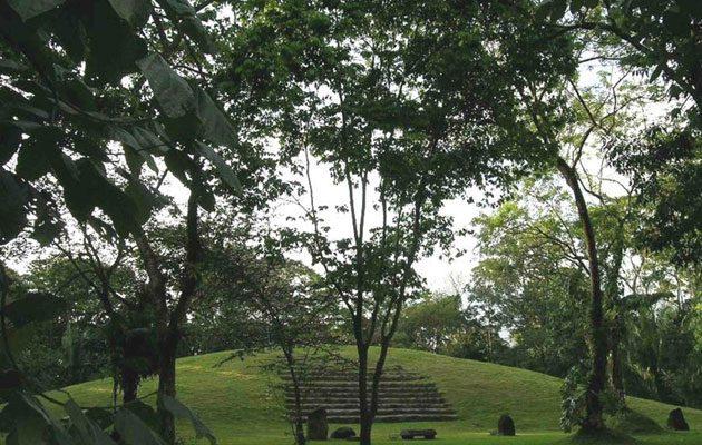 Parque Arqueológico Tak'alik Ab'aj - foto 4