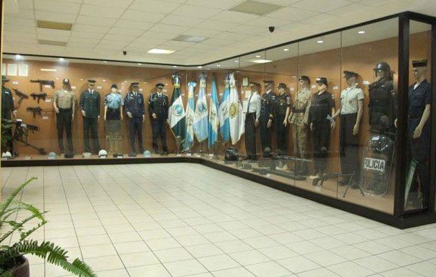 Museo Sala Histórica de la Policía Nacional Civil - foto 4