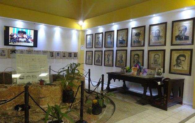 Museo Sala Histórica de la Policía Nacional Civil - foto 1