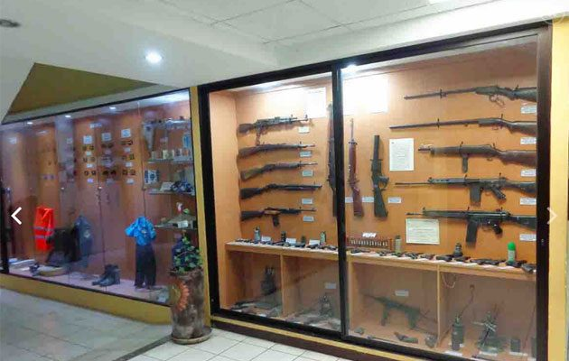 Museo Sala Histórica de la Policía Nacional Civil - foto 2