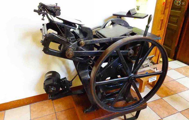 Museo de Tipografía Nacional - foto 1