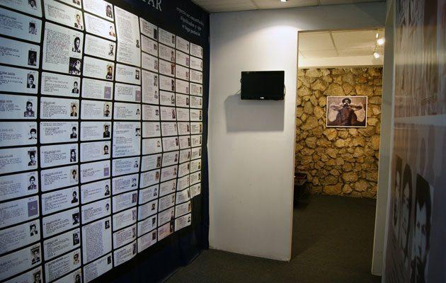 Museo de los Mártires del Movimiento Sindical, Estudiantil y Popular - foto 1