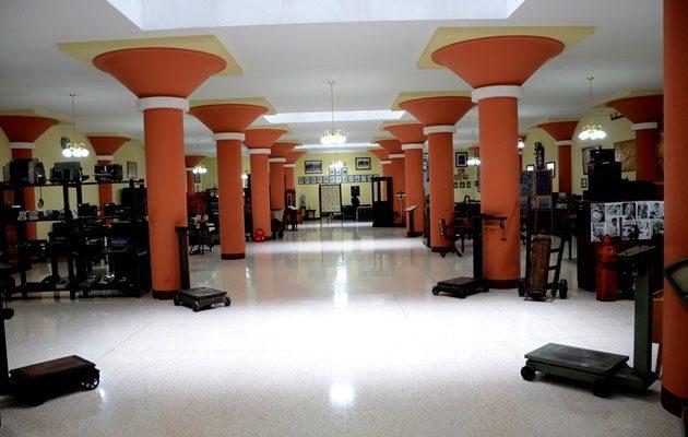 Museo de Correos, Telégrafos y Filatelia - foto 3