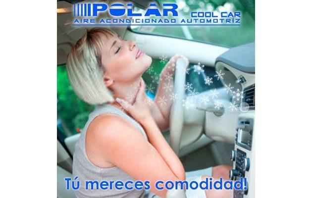 Polar Cool Car Aire Acondicionado Automotriz - foto 5