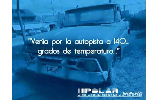 Polar Cool Car Aire Acondicionado Automotriz - foto 4