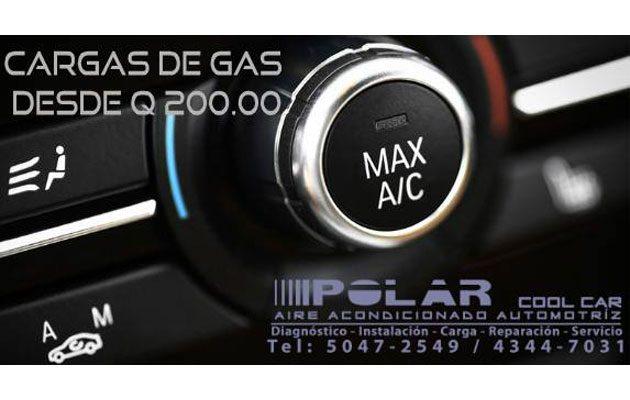 Polar Cool Car Aire Acondicionado Automotriz - foto 2