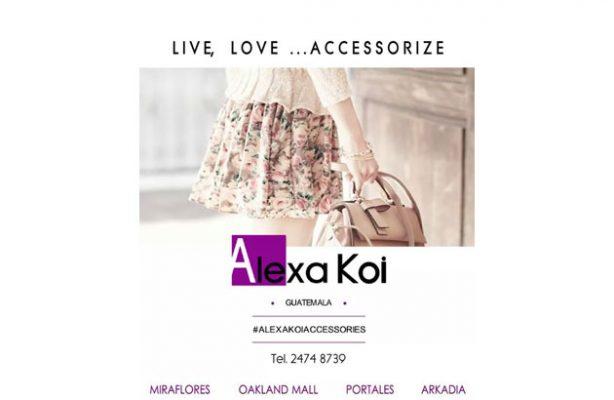 Alexa Koi Accessories Portales - foto 1
