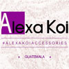 Alexa Koi Accessories Portales