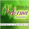 Hotel y Cafetería Reforma El Jardín del Centro